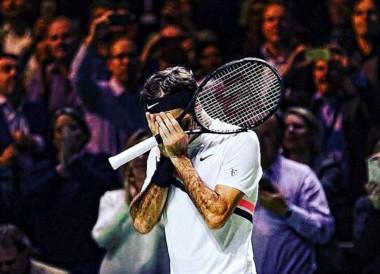 Federer es el rey más veterano de la historia.