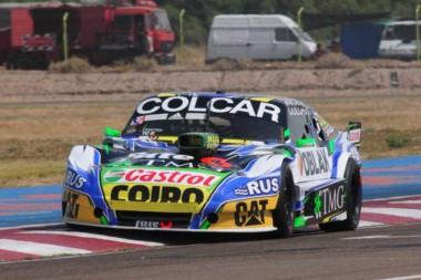 """El """"Rayo"""" Mazzacane confirmó el buen auto que mostró el viernes y conquistó la pole en Viedma."""