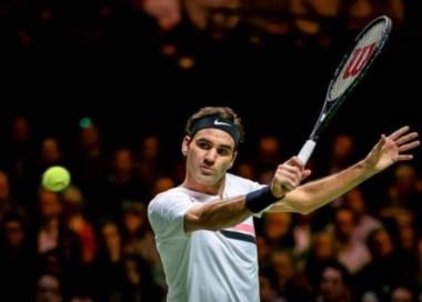 Roger Federer definirá mañana el título de Rotterdam ante Dimitrov.