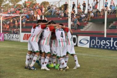 ¡Festejo interminable! Agropecuario derrotó 2-1 a Villa Dálmine, recuperó la sonrisa en la B Nacional y se sumó al lote de los punteros.