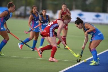 Las Leonas ganaron el último test match ante Inglaterra y la serie quedó 4-1.