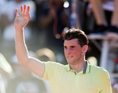 Dominic Thiem es el campeón: venció a Aljaz Bedene por 6-2 y 6-4 y repitió lo hecho hace dos años en Buenos Aires.