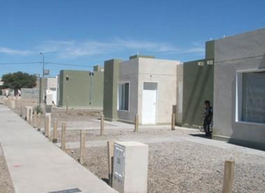 Con el cambio de la política nacional de viviendas hubo una importante merma en la construcción de casas.