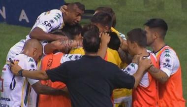 on gol de Alan Alegre, Aldosivi venció 1-0 a Mitre en el Minella.