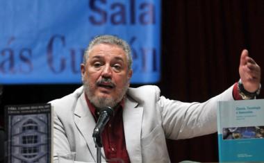 Se suicida Fidel Castro Díaz-Balart, hijo mayor del expresidente de Cuba.