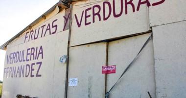 El local en zona de chacras que debió cerrar sus puertas luego de que se detectaran irregularidades.