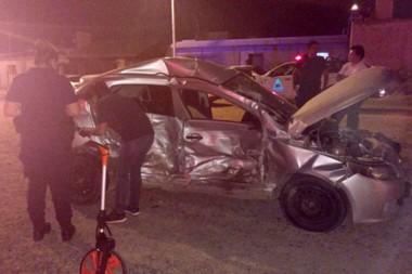 El brutal accidente dejó como resultado una mujer de 24 años fallecida y menores de edad en gravedad.