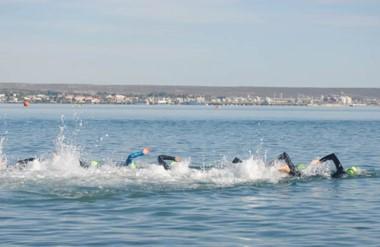 Finalizó el fin de semana pasado el Campeonato de Aguas Abiertas en la ciudad de Puerto Madryn.