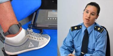 """""""Se trata de un sistema dual, por el cual el monitoreo es continuo, por 24 horas, tanto de la víctima como del agresor"""", explicó Mirantes."""