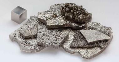 """El nombre cobalto proviene del alemán: kobalt, voz derivada de kobolds, los """"gnomos""""."""