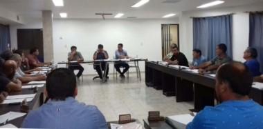 El pasado martes por la noche se realizó en la sede de la Liga del Valle en Trelew, la reunión donde se definió el inicio del Torneo Apertura.