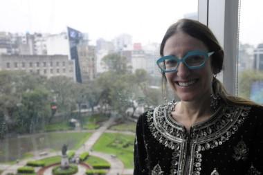 Mariela Belski, directora ejecutiva de Amnistía Internacional Argentina.