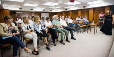 Se realizó el taller de Sensibilización para la implementación del programa.