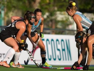 Las dirigidas por Agustín Corradini vencieron 3 a 1 a las Black Sticks con goles de Eugenia Trinchinetti, Priscila Jardel y Julieta Jankunas.