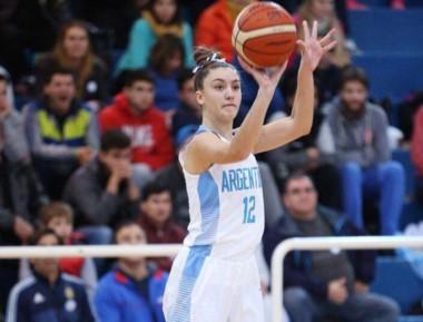 Martina Torres fue convocada a la primera concentración U17.
