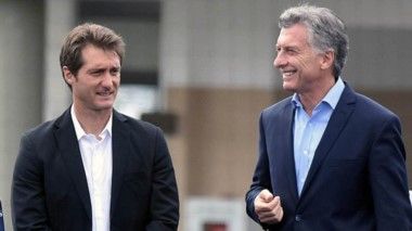 """Guillermo Barros Schelotto, sobre su reunión con Mauricio Macri: """"No tenemos nada que ocultar, es un amigo""""."""