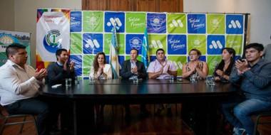 """""""Trelew tendrá un Centro Integral de la Mujer"""", anunció el intendente Adrián Maderna."""