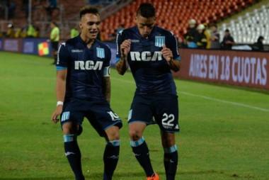 Racing bajó su rendimiento en la Superliga pero en la Copa quiere seguir en la cima de su grupo.