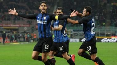 El neroazzurro se impuso al Benevento por 2-0. Icardi estuvo en el banco pero no ingresó.