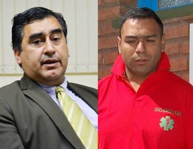 Reparación. Assin (izquierda) abogado de la mujer de Pablo Rearte.