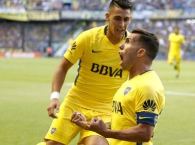 Boca le ganó a San Martín de San Juan por 4-2 en La Bombonera, fue superior y se mantiene como líder.