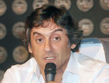 Enzo Francéscoli. Socio de Paco Casal y Mánager Deportivo de River.