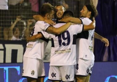 Gimnasia le ganó 1-0 a San Lorenzo en La Plata con el gol de Pereyra.