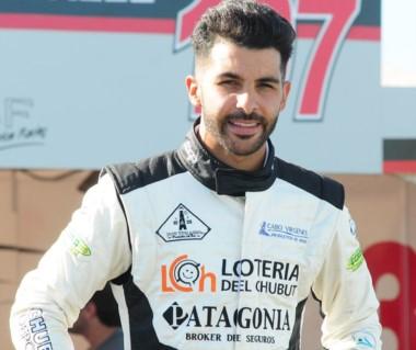 El piloto chubutense Lucas Valle cumplió en la primera fecha.