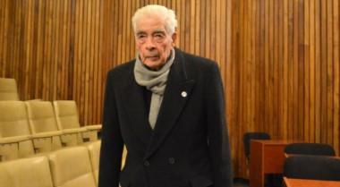 Luciano Benjamín Menéndez tenía 13 condenas por Lesa Humanidad (foto @LAVOZcomar)