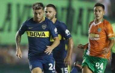 Buffarini por Nandez seria el único cambio en Boca para enfrentar a Alianza Lima.