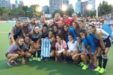 Las Leonas sumaron un nuevo triunfo contra Nueva Zelanda.