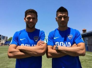Magallán y Goltz no viajan a Perú. Jara y Vergini podrían ser los marcadores centrales de Boca en el debut.