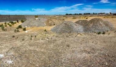 Este es el predio donde se construirá la cancha del club capitalino.