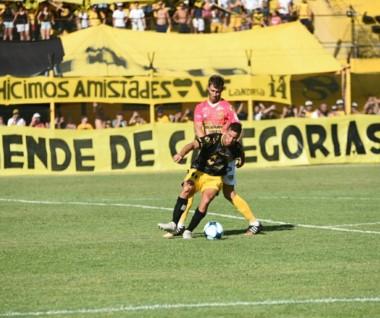 Boca Unidos se llevó una enorme victoria de Jáuregui.