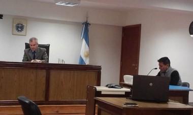 El juez sarmientino, Alejandro Rosales decidió elevar a juicio el caso.