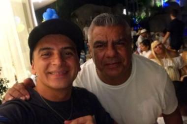 Tevez festejó su cumpleaños 34 con la presencia de varios compañeros: Wanchope, Pavón, Pablo Pérez, Vergini, entre otros. También, asistió el Chiqui Tapia.