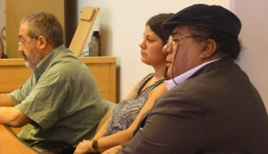 Oscar y Luciana Rogel están acusados por la fiscal Fernanda Révori.