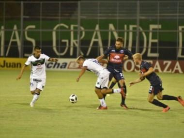 San Martín y Tigre cerraron la fecha 14 de la Superliga con empate: fue 0-0 en San Juan.