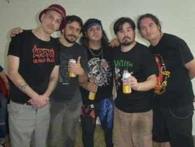 """Asesinaron al baterista de la banda de punk rock """"Superuva"""" tras un show en Quilmes."""