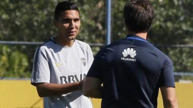 En Boca, Bebelo Reynoso se perfila para reemplazar a Pablo Pérez.
