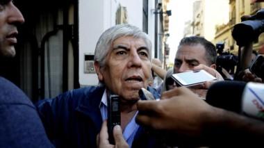 """Hugo Moyano:"""" Muchos de estos funcionarios eran cómplices de los milicos""""."""