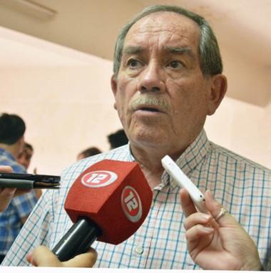 Rubén Villagra, presidente de CICECh