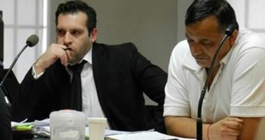 """Entre los testimonios brindados ayer, el policía Alejandro Antilef recordó que Donnini estaba """"nervioso""""."""