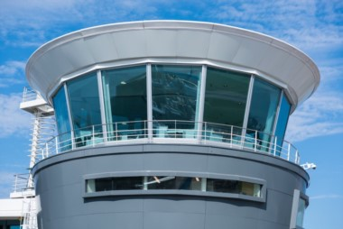Comenzó a operar la nueva Torre de Control de Aeroparque.