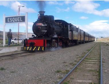 En El Maitén celebran con la Fiesta Nacional del Tren a Vapor.