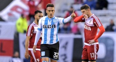 Para Inter, Lautaro Martínez ya vale más que Mauro Icardi.