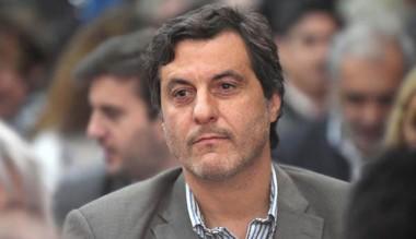 Adrián Awstin, titular de la Secretaría de Pesca de Chubut.