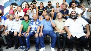 Pablo Moyano se reunió con los movimientos sociales y acordaron un apoyo mutuo.