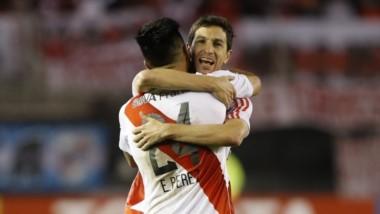 """Gallardo sobre Enzo Pérez y Nacho Fernández: """"los buenos jugadores pueden estar juntos en cancha sin problemas, y ellos lo son""""."""