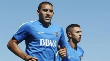 """Guillermo: """"Wanchope tenía una lesión cuando vino a Boca. Ahora está trabajando para estar en el mejor nivel""""."""